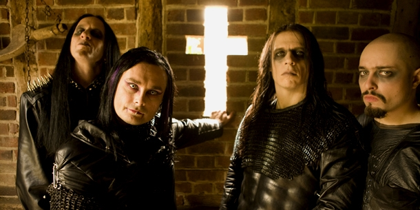 CRADLE OF FILTH set to play in Sofia on 28 June