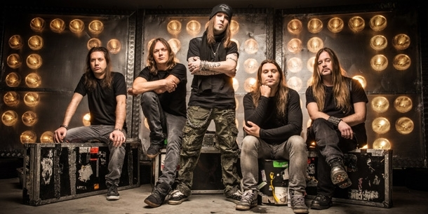 CHILDREN OF BODOM � release title track 'Halo Of Blood'